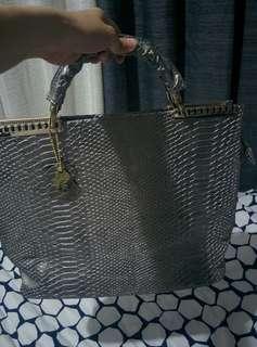 CMG metallic bag (new)