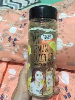 Celebon lemon juicy gel