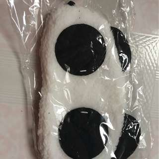 cute panda blindfold