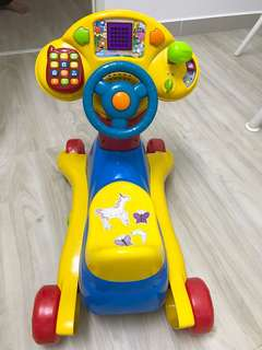 VTech Grow and Go Ride On - Only COD Penang