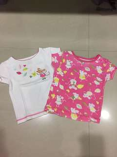 Baby girl top (18 months)