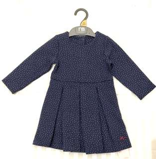(NEW WITH TAG) Mothercare Spotty Dress