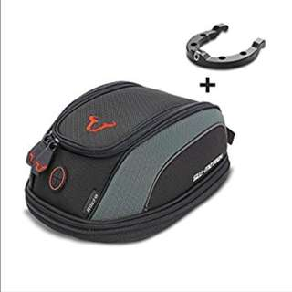 PROMOTION! Yamaha MT09 SW-Motech Micro Tank Bag + Evo Tank Ring