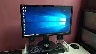 Asus VG248QE Monitor 144hz