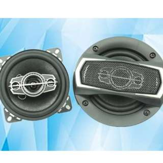 Prime 4-Inch Full-Range 4-Way 200w Coaxial CAR Speaker