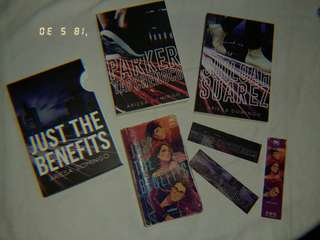 Just The Benefits (Self Published) By Beeyotch