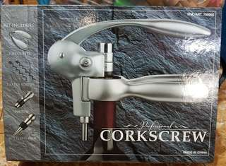 Professional Wine Opener Corkscrew