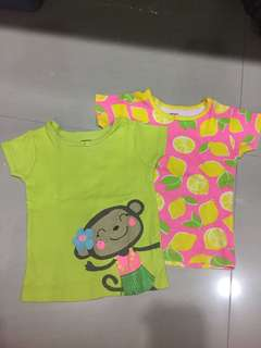 Baby girl top (18-24 mths)