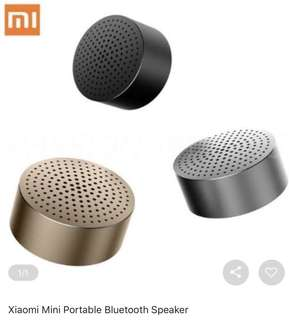 Xiao Mi Portable Mini Bluetooth Speaker