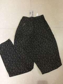 HIWAIST IKSS PANTS FROM FRANCE( garterized back)