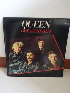 Queen Greatest Hit Vinyl Record