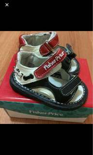 Fisher price, meet my feet shoes for toddler