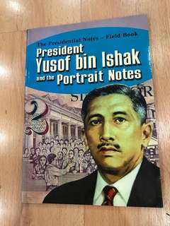 The Presidential Notes-Field Books
