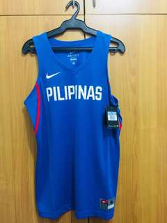 Brand New Authentic Nike Pilipinas Basketball Vest Top