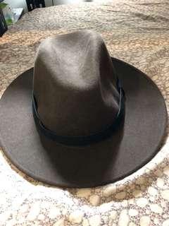 🚚 Hollister 牛仔帽 紳士帽 全新