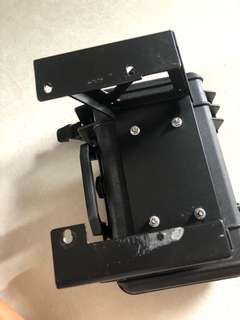 Box holder bracket for pelican dualtron speedway ultron