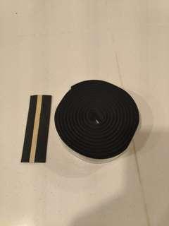 Cannondale Styrofoam Black bar tape