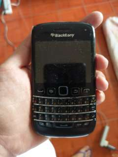 Blackberry Bold and Cherry Mobile Phone