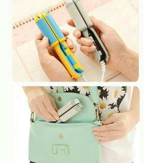 Mini Portable Hair Straightener
