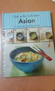 Asian step by step with picture cookbook