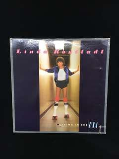 Linda Ronstadt - Living in the USA vinyl sale