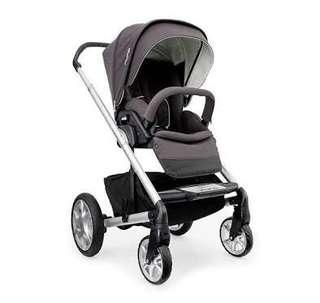 Nuna Mixx2 stroller for baby