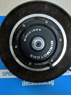 Minimotor Hub BLDC 52V 600W hub motor(MAX 1500W)
