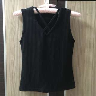 [OFFER] Sexy Sleeveless Top