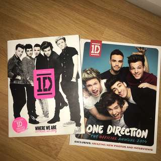 One Direction Albums