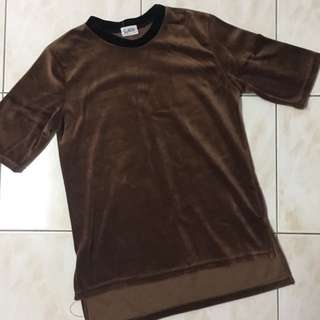[OFFER] Vintage Brown Shirt