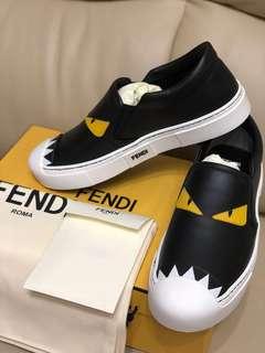 Fendi Slip-On Sneaker 平底鞋