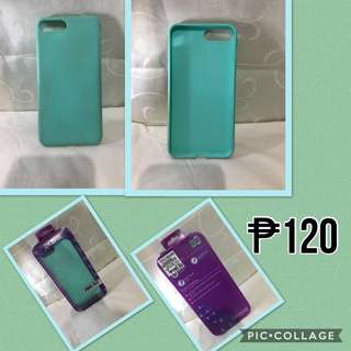 DIGIBABE Thick TPU Case for iPhone 7 Plus (Blue Sea)