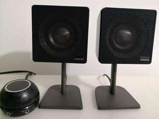Creative Gigawork T3 speaker.