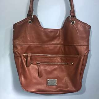 Authentic Ninewest Tote Bag