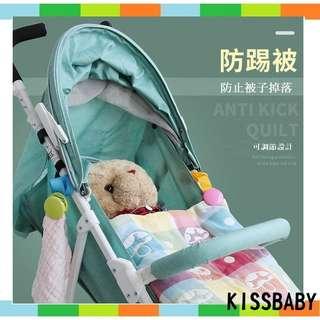 🚚 【 嬰兒推車毛毯防踢被夾 】 寶寶多用推車夾毛/ 毯防掉落夾子/防踢被夾/多功能夾/嬰兒推車周邊商品