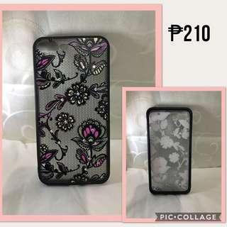 Black Floral Case w/ Beads