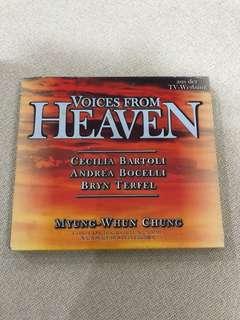 Cd box C8 - Heaven