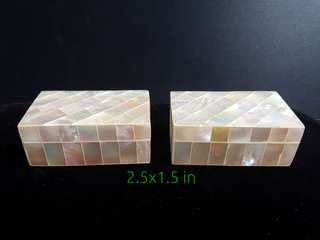 Mother Of Pearl Box Set