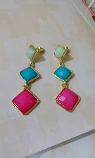 Genevieve Fashion earrings