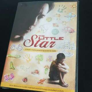 Free Normal Mailng-The Little Star Dvd