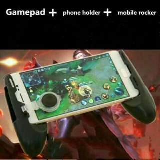 3in1 gamepad+mobiLe Locker+phone hoLder
