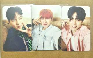 < READY STOCK > Monsta X PIECE photocard