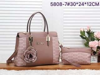 bonia 2in1 Handbag