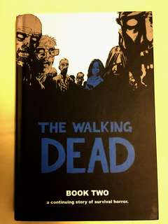 The Walking Dead Comics Book 2