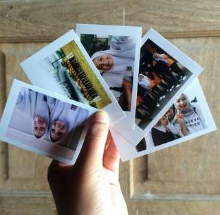 Polaroid Photo Printing