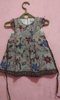 Dress Anak Batik