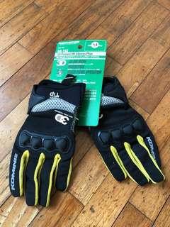 Komine GK-162 Gloves Size M
