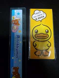 B duck簿仔