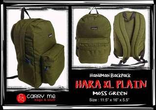 Hanuman Backpack (Plain)