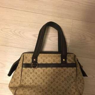 Louis Vuitton- LV Monogram Josephine model Cream Canvas bag- Women Luxury #aprilsale